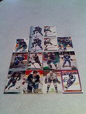 *****Joe Sacco / David Sacco*****  Lot of 85+ cards.....33 DIFFERENT / Hockey