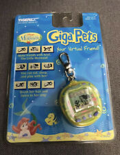 NEW Giga Pet The Little Mermaid Virtual Friend Vintage 1997 Tamagotchi SEALED !!