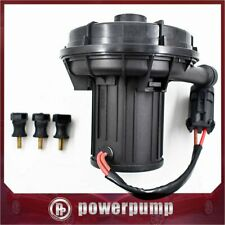 Secondary Air Pump For Chevy Colorado GMC Canyon Hummer H3 Isuzu Truck 2.9 3.7L