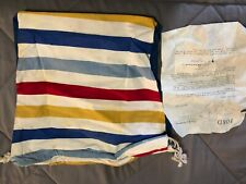 1958 Ford Factory special gift bag picnic bag Lee Iacocca