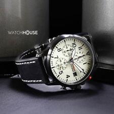 Junkers Herren Armbanduhr Serie Tante JU 6872-5 Nightlight Chronograph
