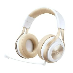 Genuine LucidSound LS30 Gaming Headphone White (1 Earcup Cover is loose)