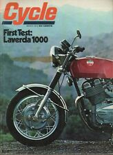 1973 March Cycle - Vintage Motorcycle Magazine