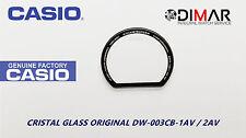 VINTAGE GLASS CASIO DW-003CB-1AV / 2AV NOS