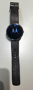Motorola Moto  360 Smartwatch 1st Gen Works Great