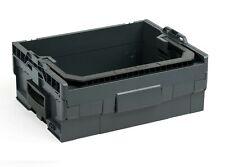 LT Boxx 170 anthrazit Werkzeugkoffer  Bosch Sortimo L Boxx Werkzeugbox offen