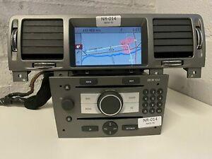AUTORADIO GPS NAVI OPEL VECTRA SIGNUM CD 70 NAVI - NR014 -  383555646