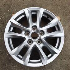 2013 2014 2015 Mazda MX-5 Miata 17in Dark Gunmetal Alloy Wheel Rim 9965-69-7070