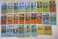 2021 McDonald's Pokemon 25th Anniversary Card Complete Master Set 50 Cards