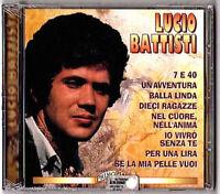 LUCIO BATTISTI CD OMONIMO SIGILLATO Serie PRIMO PIANO