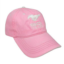 Ford Mustang 50th Years Anniversary Pink Baseball Hat