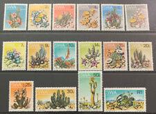 SOUTH WEST AFRICA 1973 SUCCULENTS MH SET OF 16