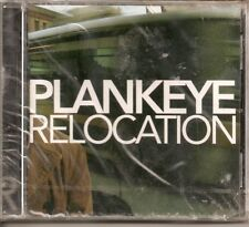 Relocation By Plankeye [CD, BEC, BED7418] (New/Sealed)