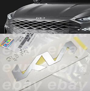 OEM Front Hood KIA Logo Emblem KIA K5 K8 Sorento MQ8 2021+ 86300L8000
