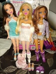 My Scene Snow Glam, Delancey, Kennedy and Chelsea