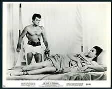 JACQUES SERNAS JEANNE VALERIE in The Loves Of Salammbo '62 MUSCLE SEXY