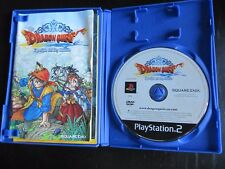 Dragon Quest El Periplo Del Rey Maldito PS2  PAL ESPAÑA Ps2