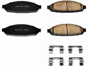 For Mercury Marauder Disc Brake Pad and Hardware Kit Power Stop 51459CH