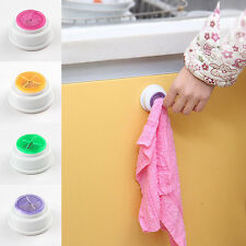 Wash Cloth Clip Holder Clip Dishclout Bath Room Storage Hand Towel Rack Fin QL