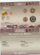 Muntset Kon.Ned.Munt Asia UNC 1979 - Bhutan