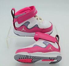Nike Air Jordan Toddler Girl Shoes Size 4c Pink