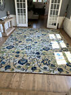 TURKISH RUG (10x13) FROM NON SMOKING NO PET HOME. GENTLY USED