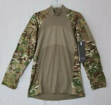 Massif Army Combat Shirt ACS Military Flame Resistant FR Size XL NWT