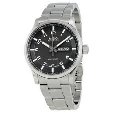 Mido Multifort Gray Dial Automatic Mens Watch M005.430.11.082.80