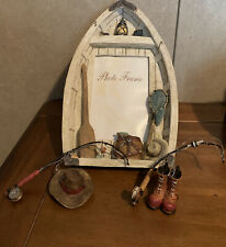 Fisherman Picture Frame,Poles And Acc