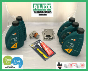 Nissan Cube,Note,Tiida,Versa,Wingroad set 2 filter and oil for CVT gearbox