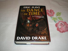 The Dance of Time by Eric Flint and David Drake     **Signed**