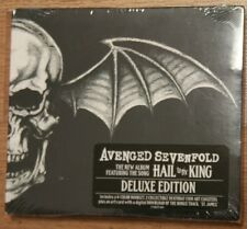 Hail to the King [Deluxe CD + MP3] [Digipak] by Avenged Sevenfold (CD LIMITED