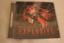 David Garrett - Explosive PL CD POLISH RELEASE