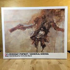 GENERAL SHOWA zero day one POPBOT & Kitty 1/6 ASHLEY WOOD 3A ThreeA tk oyabun