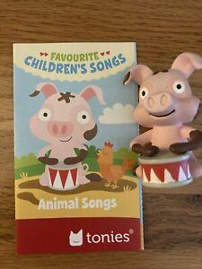 Tonies Audio Character Favourite Children's Songs