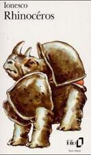 Rhinoceros: By Eugene Ionesco