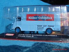 n° 9 CITROEN Type H Camion Fourgon KLEBER COLOMBES  1/43 HORS SERIE GARAGE Neuf