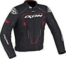 Giacche impermeabili neri marca Ixon per motociclista