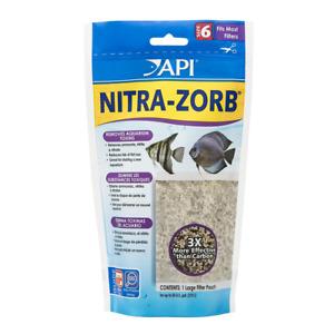 API Nitra-Zorb Filter Media Pouch, Size 6