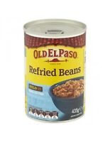 Old El Paso Refried Beans 435gm