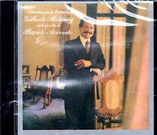 """GILBERTO MONROIG  -"""" AÑORANZAS Y QUIMERAS"""" - MUSICA DE PLACIO ACEVEDO - CD"""