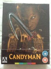 Candyman Arrow Limited Special Edition 2 x Blu-ray + Poster Clive Barker Bluray