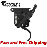 Timney Adjustable Drop in Trigger w/Safety for Remington 700/721/722 (1.5-4 lb)