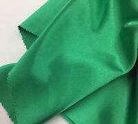 Green 60inch 2 Way Stretch Charmeuse Satin-super Soft Silky Satin-by The Yard.