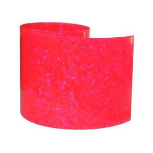 Gauge 0.46mm Celluloid Sheet Drum Wrap Musical Instrument Deco Pearl Pink