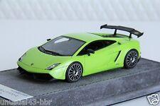 1/43 Looksmart Lamborghini LP570 Blancpain Ithaca Verde Free Shipping/ MR BBR