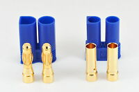 1 Pair EC5 Bullet Connectors Plugs Male / Female - Losi