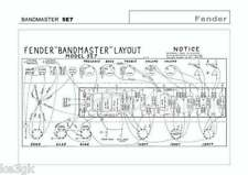 Fender Amplifier Schematics * Owners Manuals * DVD * PDF