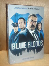 Blue Bloods: The Second Season (DVD, 2012, 6-Disc Set) Tom Selleck