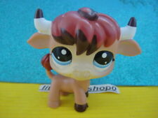 ORIGINAL LITTLEST PET SHOP 2522 BABY BULL